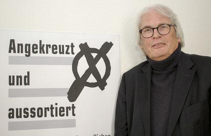 Horst Lubnow gehört zu den Initiatoren des Lengericher Gedenkpfades – und referiert darüber.