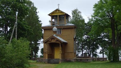 Eine weitere Kirche in Mustvee