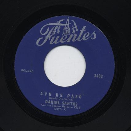 "Fuentes 2390-A, ""Ave de paso""."