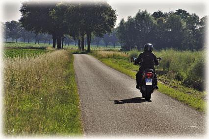 Mit Ruhe durch die Lande touren