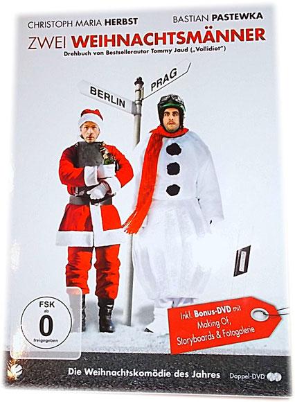DVD Tipp - Weihnachtsmänner