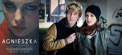 Filmplakat, Szenenbild mit Lorenzo Nedis Walcher und Karolina Gorczyka: BR/Kordes & Kordes Film Süd GmbH/Alicja Zmyslowska