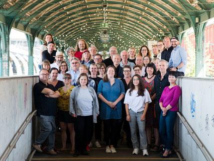 Treffen am 4. Juli in Kassel. Fotonachweis: Anja Köhne, Kassel
