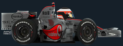 Fernando Alonso by Muneta & Cerracin