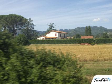 Treinreizen door Toscana