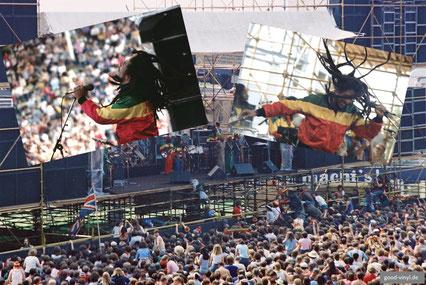 Bob Marley & The Wailers - Betzenberg 1980 (good-vinyl.de)