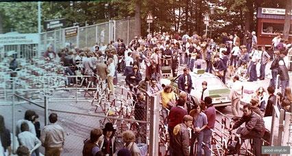 Stadion-Einlass - Betzenberg 1980 (good-vinyl.de)