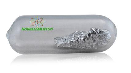 magnesio cristallo, magnesio ampolla, magnesio oxide free, magnesio metallico, nova elements magnesio