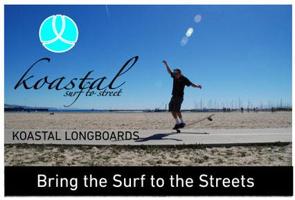 Koastal Longboarding