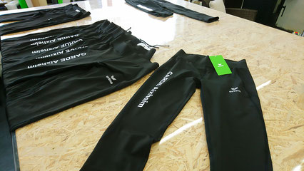 Textildruck Sportkleidung Fetzer Beschriftungen