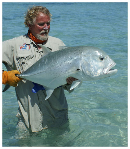 Fly fish The Seychelles, GT on the Fly, FFTC.club saltwater destination, Alphonse Atoll, Fly fish the best saltwater destinations at the Seychelles.