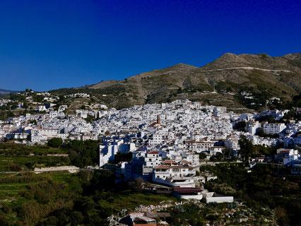 Málaga - die weißen Dörfer