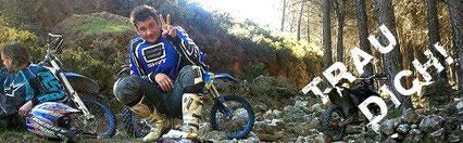 Trau Dich!! Enduro Einsteigertouren