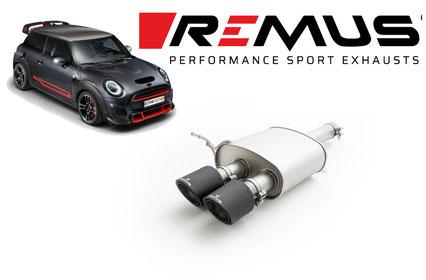 Remus MINI GP3