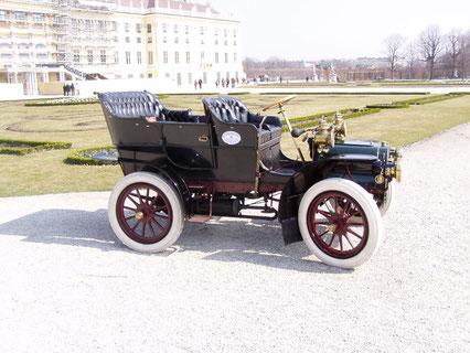 Oldtimer - Brautauto, Hochzeitsauto