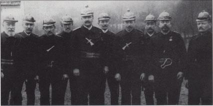 Mannschaftsbild 1911