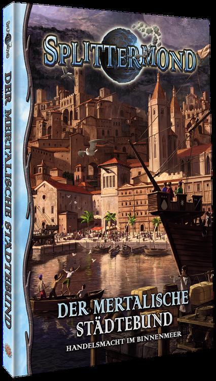 Splittermond: Der Mertalische Städtebund