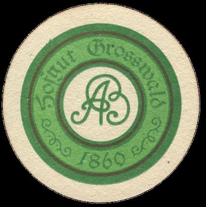 Bierdeckel Grosswald