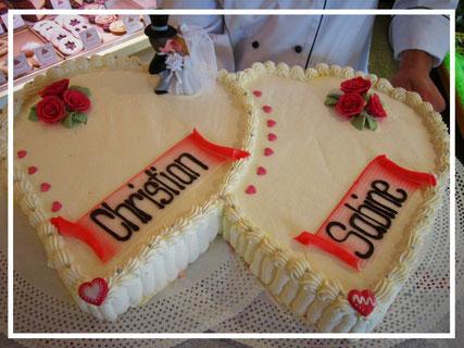 Vacherin Hochzeitssorte