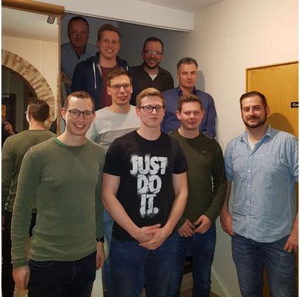 Vorstand SV Berghofen 2019