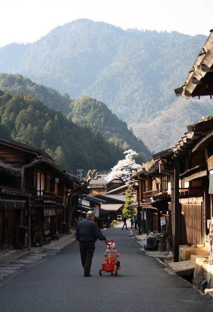 Rue de Tsumago