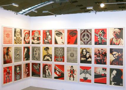Galerie Kasten art Karlsruhe 2012