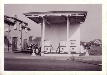 die Ranch / Tankstelle