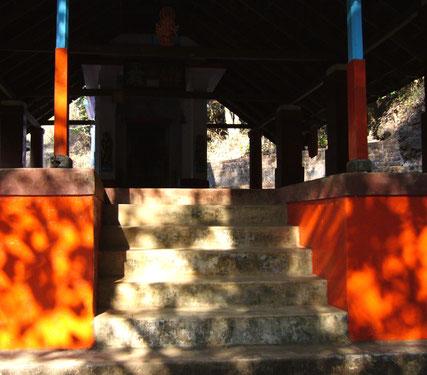 escalier passage