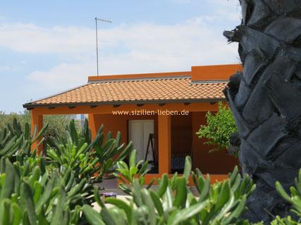 Feriendomizil Villa Lisandra - nur ein Katzensprung vom Naturreservat Vendicari entfernt