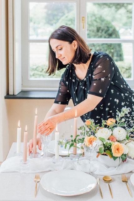 Hochzeitsplanerin Tiphaine Altindag | L ´Art du Mariage, Agentur für Hochzeitsplanung
