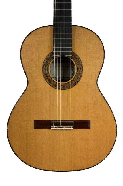 Jasper Sender guitare classique