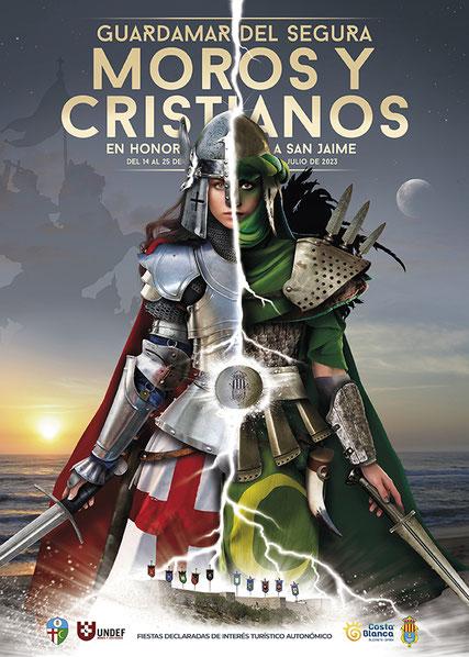 Moros y Cristianos en Guardamar del Segura