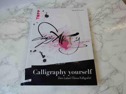Buchrezension Kalligrafie