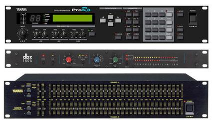 レンタルエフェクター | 音響機材レンタル-株式会社RKB