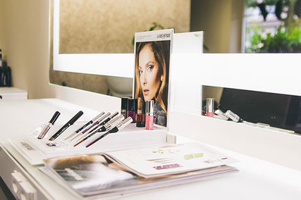 Make Up Beratung, Styling und Kurse bei Coiffure Vogue, Aarau