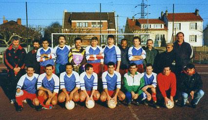Saison 1995 / 1996