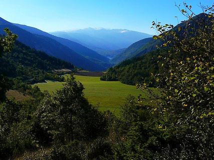 Bois du Linas Aunat Randonnee Pyrenees audoises