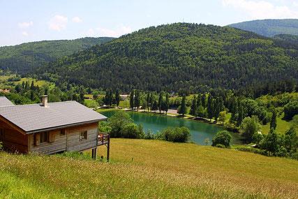 Lac de Belcaire - Tour du Bouichet - Randonnee Pyrenees Audoises