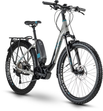 R Raymon Crossray E 5.5 Street - Trekking e-Bike 2020