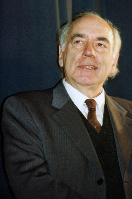 Jacques DERAY - Institut Lumière - Lyon - 1995  © Anik COUBLE