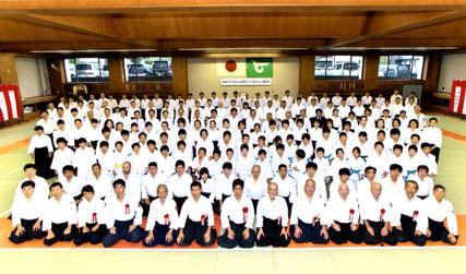 平成29年10月22日 兵庫合気会30周年記念講習会・演武大会(姫路市)