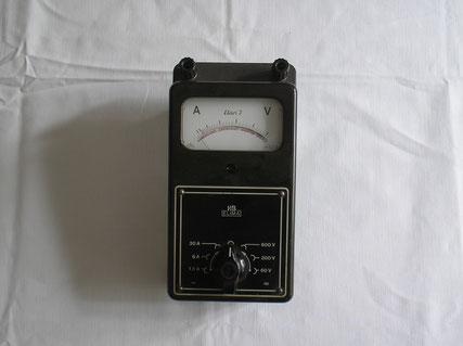 "Hartmann & Braun  Universal Multimeter  Typ. Elavi  "" J """