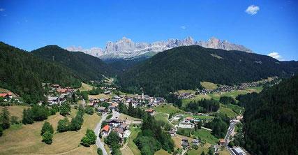 Welschnofen im Südtirol