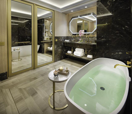Роскошные отели 5 звезд в центре Барселоны
