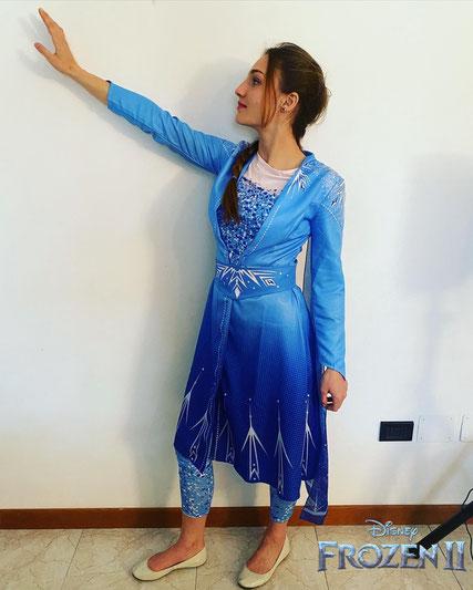 Festa Frozen Elsa