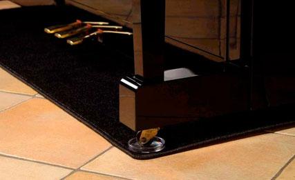 tapis isolant pour piano