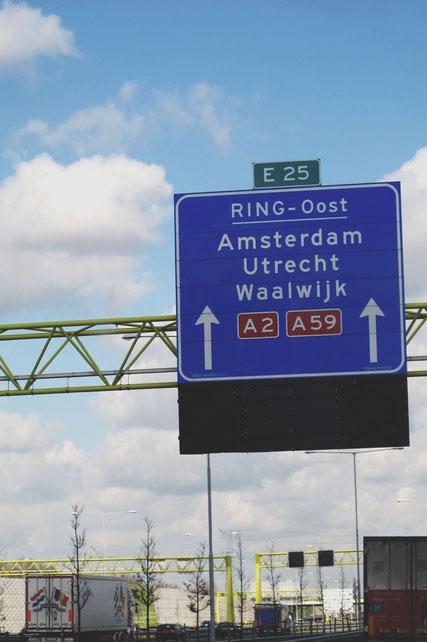 bigousteppes route panneaux amsterdam