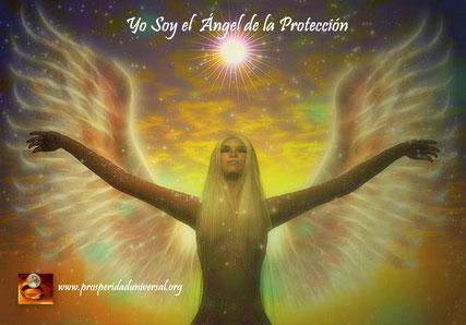 fluyen palabras de angeles - yo soy el ángrl de la protección -prosperidad universal -www.prosperidaduniversal.org