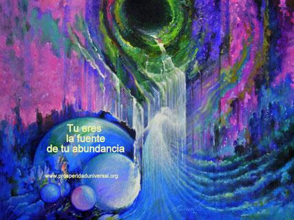 YO SOY CREADOR DE ABUNDANCIA - Tú Eres la Fuente de tu Abundancia  - PROSPERIDAD UNIVERSAL