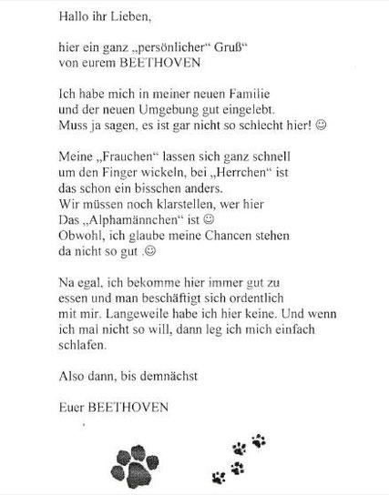 Grüße von Beethoven